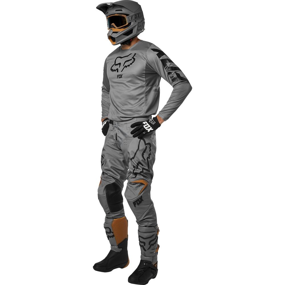 Medium Fox 180/MaStar Jersey Black