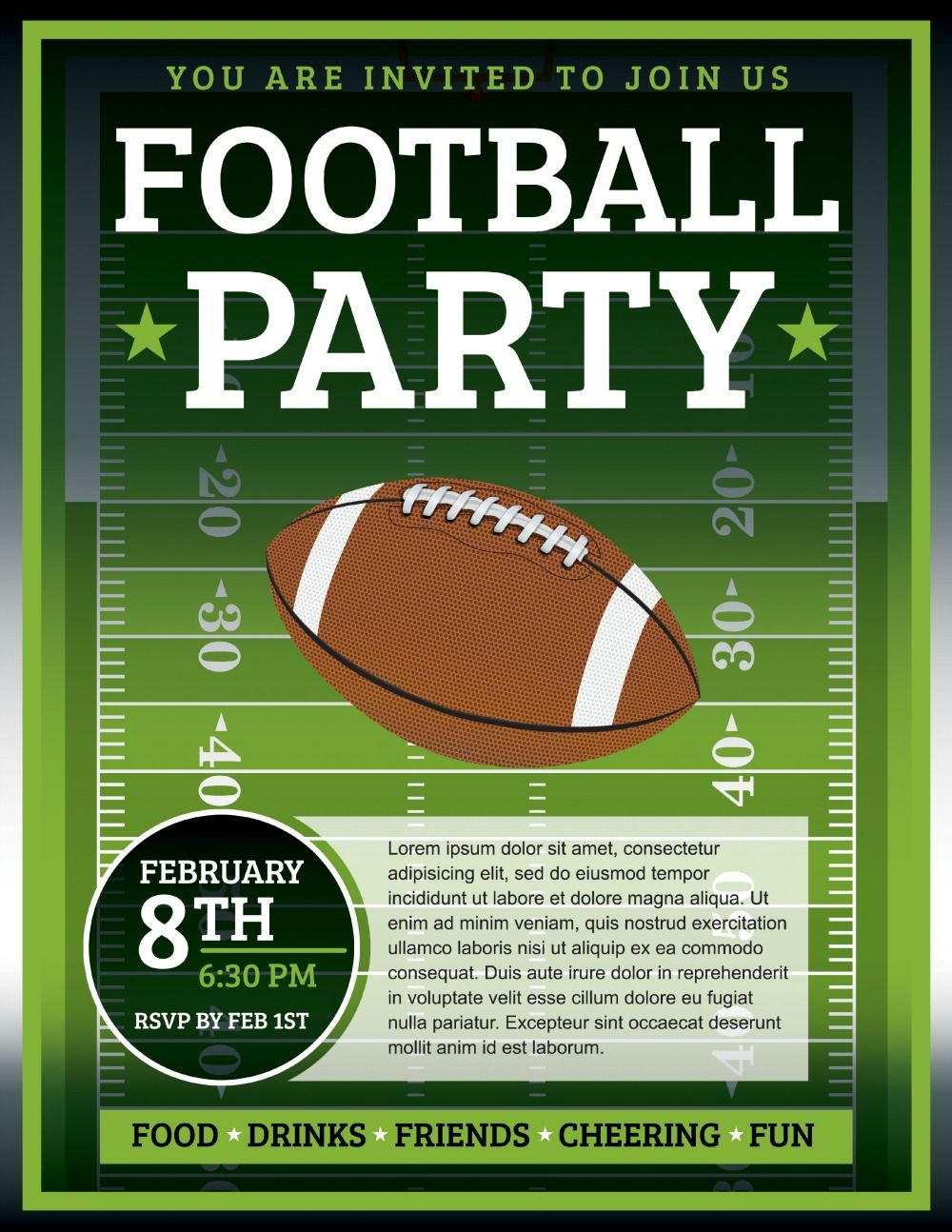 Game Day for the Gourmet: Craft & Carnivores Big Game Party | Tyson ...