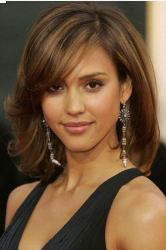 Fringe Hairstyles The Best Celebrity Bangs Of All The Land
