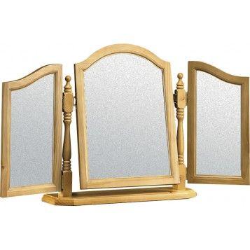 Pickwick Triple Swivel Mirror