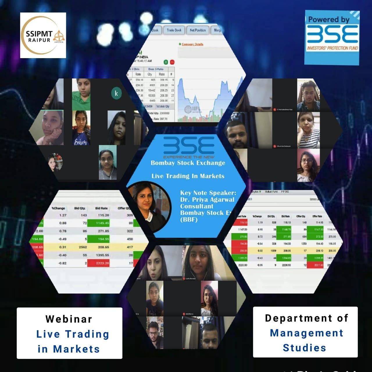 Webinar Live Trading in Stock Markets in 2020 Stock