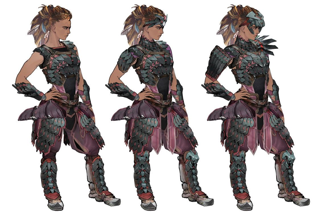 horizon zero dawn complete edition nora lookout outfit