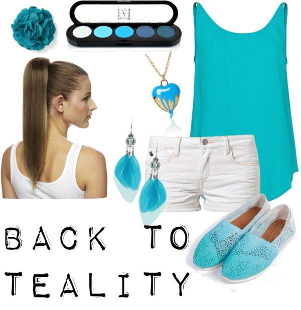 """""""Back To Teality"""" by lumpyspacejelly on Polyvore"""