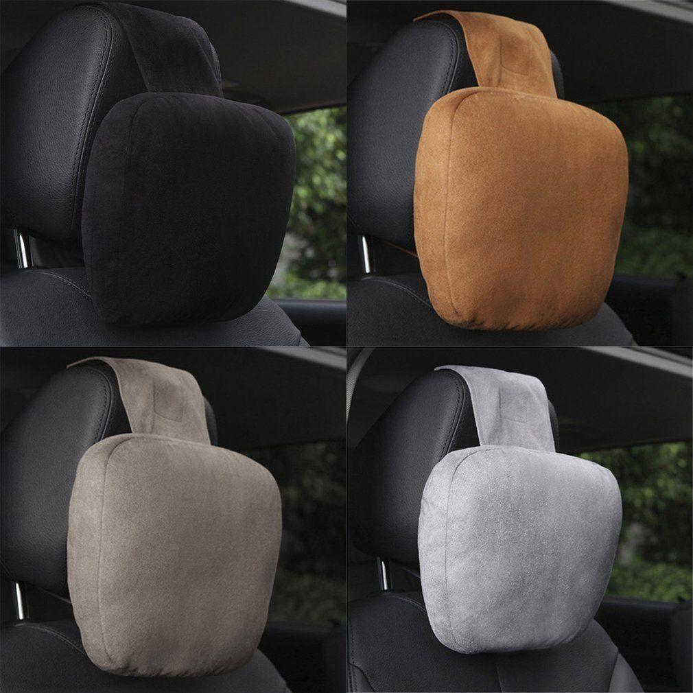 gbp car headrest pillow comfy cervical pillow support cushion