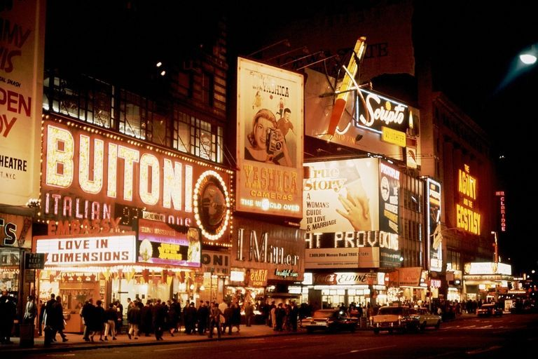 New York in the '70s The Photos New york night, New