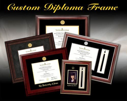 surprise someone special with a custom made diploma frame make their memories last a lifetime