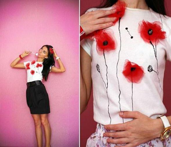 moda fai da te diy riciclo creativo vecchi vestiti  b41f5f37a7f
