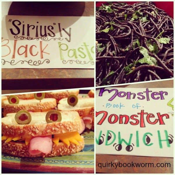 Fantastic Food Ideas For A Harry Potter Party Prisoner Of Azkaban