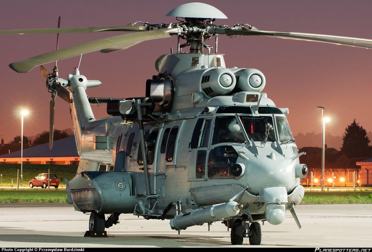 2789 Armée de l'Air (French Air Force) Eurocopter EC725 R2