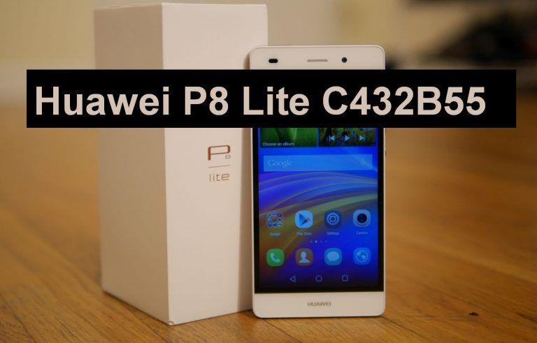 Huawei P8 Lite Ale L21 C432b550 Firmware Firmware Huawei