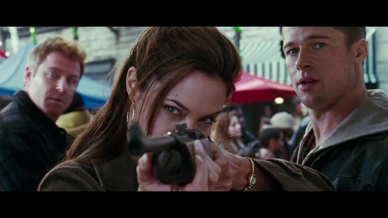 Mr and Mrs Smith 2 2016 BluRay 720p x264 YIFY | Hassle Free Movies ...