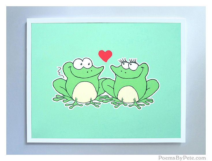 Cute Frog Drawing Framed Art For Kids Room And Nursery From Poemsbypete Com Frog Art Frog Drawing Cute Frogs