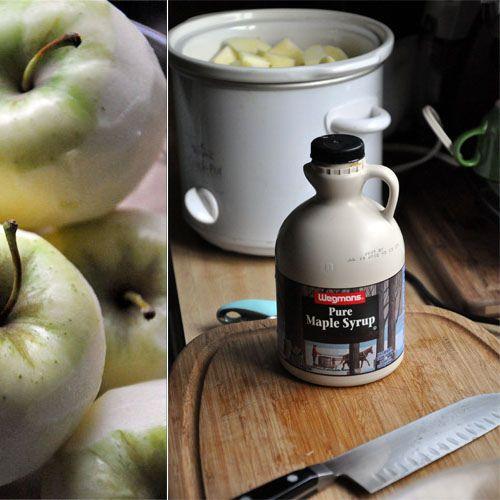 {never} homemaker: Ginger Gold Applesauce (early fall, great taste)