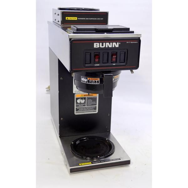 Brew Up To 3 8 Gallons Of Hot Fresh And Delicious Coffee With The Bunn Vp17 2 13300 0012 Low Profile Pour Over Coff Coffee Brewer Coffee Maker Machine Coffee