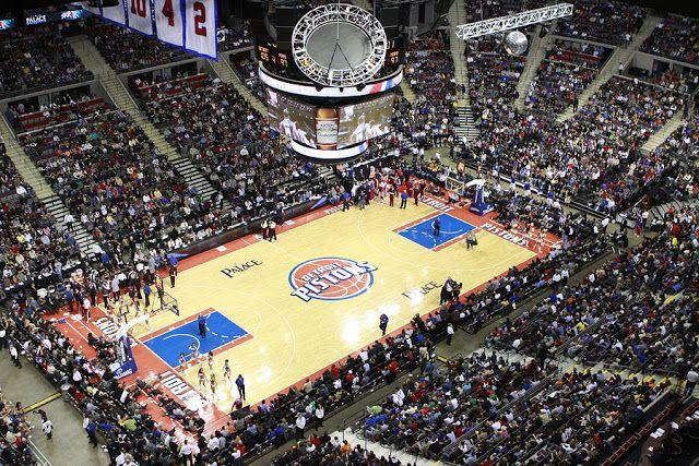 Los Pistons aflojaran la cartera para remodelar su estadio ~ NBA TSEBA