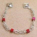 Chain Maille Bracelet Pattern Tutorial