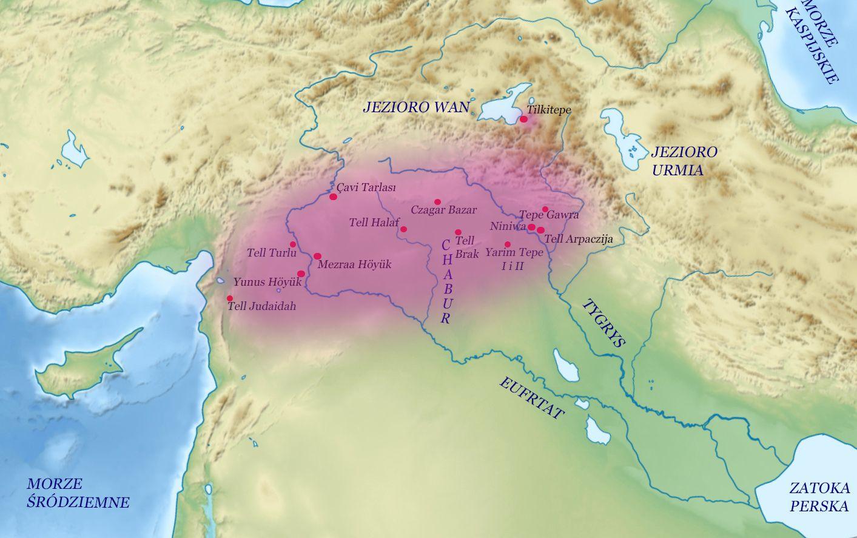 The Halaf culture is a prehistoric period