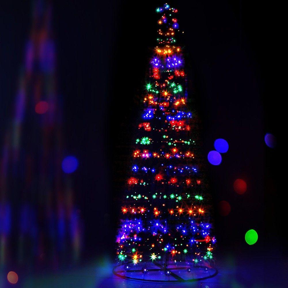 Led Christmas Tree 3m Afterpay Zippay Zipmoney For Christmas Decorations Zipmoney 41168 Led Christmas Tree Led Christmas Tree Lights Xmas Tree Lights