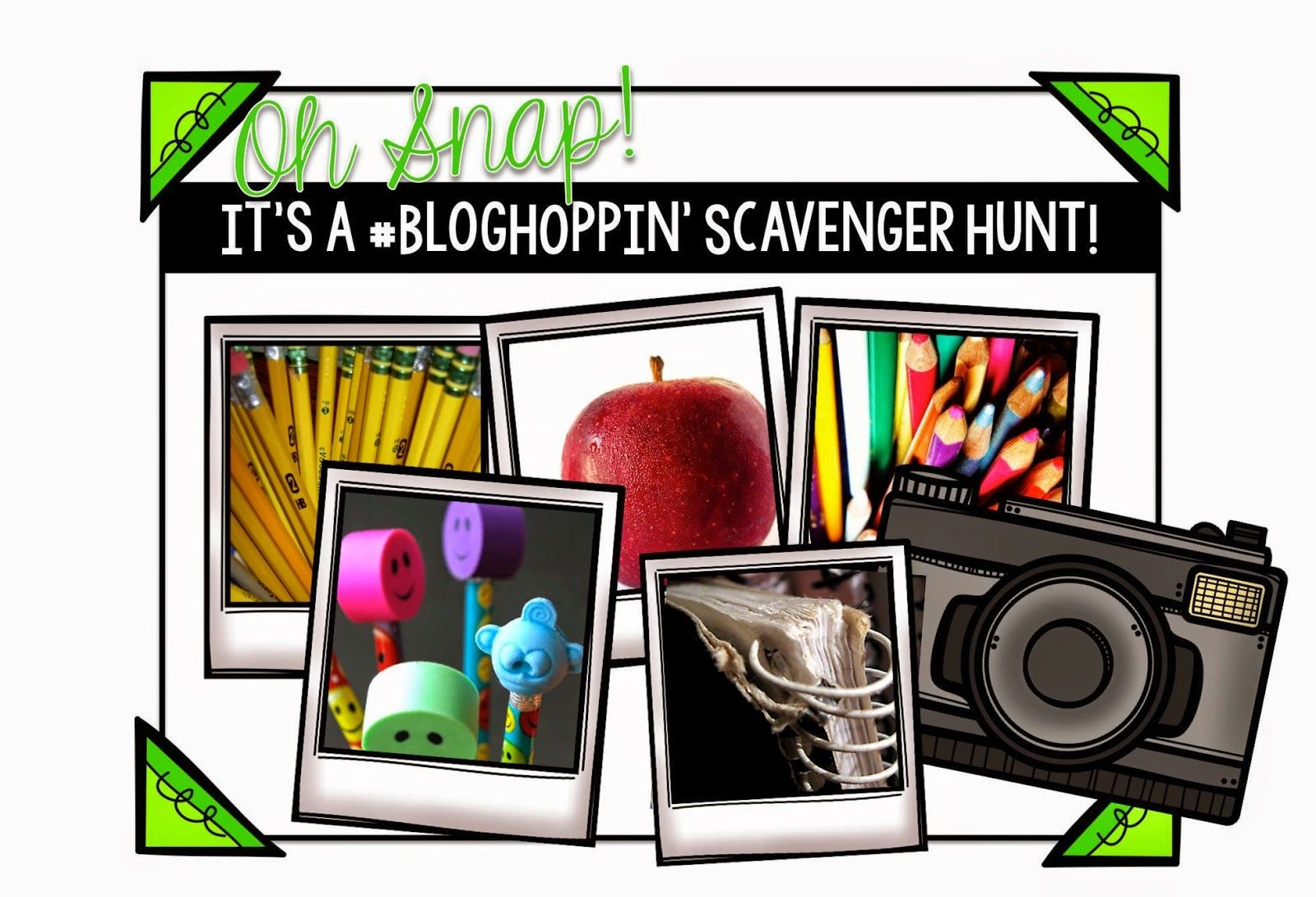 Blog Hoppin Scavenger Hunt