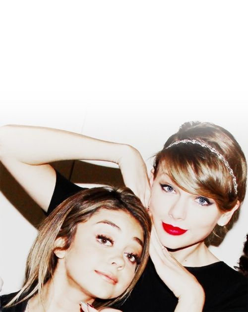 """Taylor Swift and Sarah Hyland visit """"Under My Skin"""" on Broadway"""