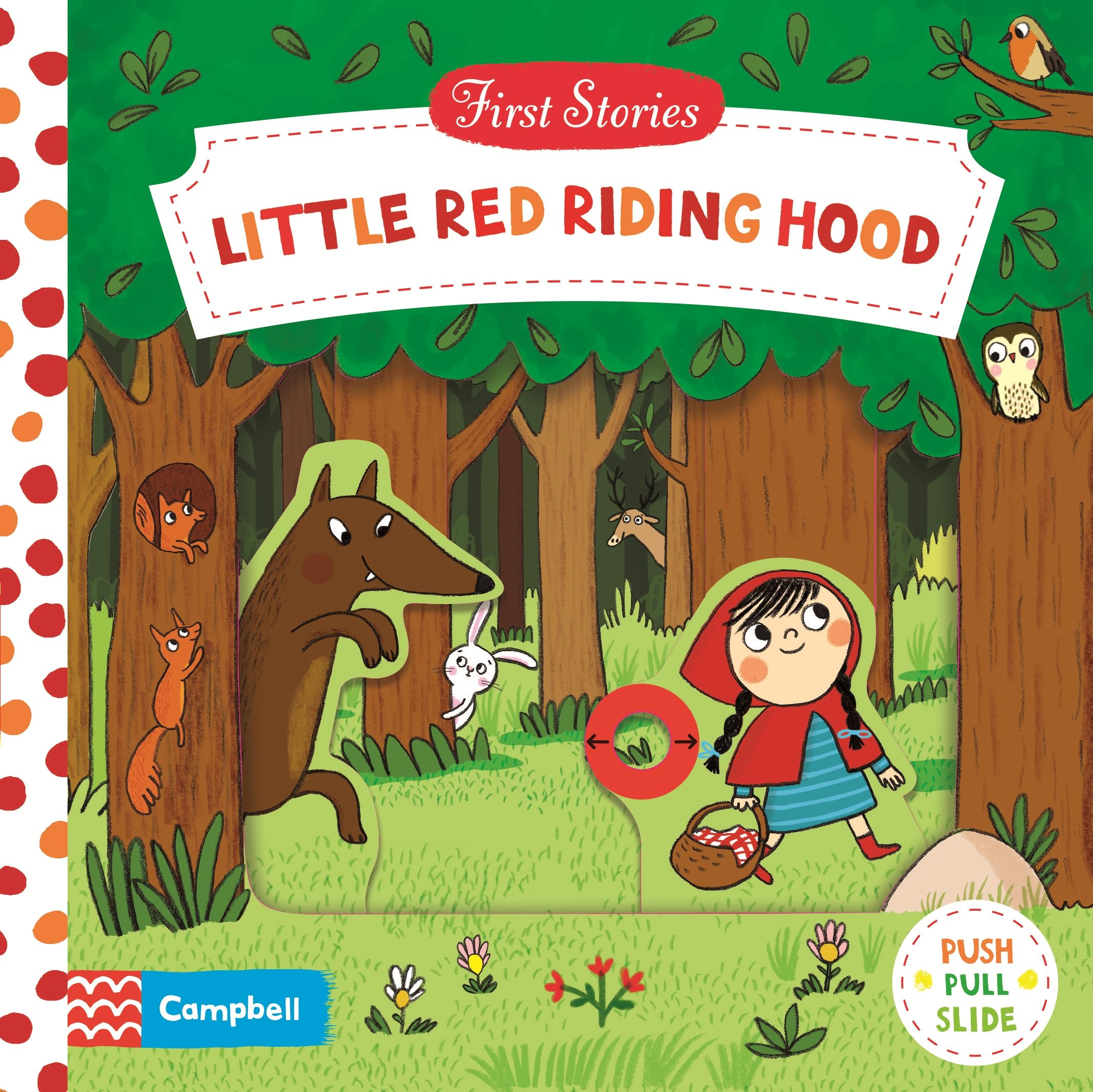 First stories little red riding hood is the perfect