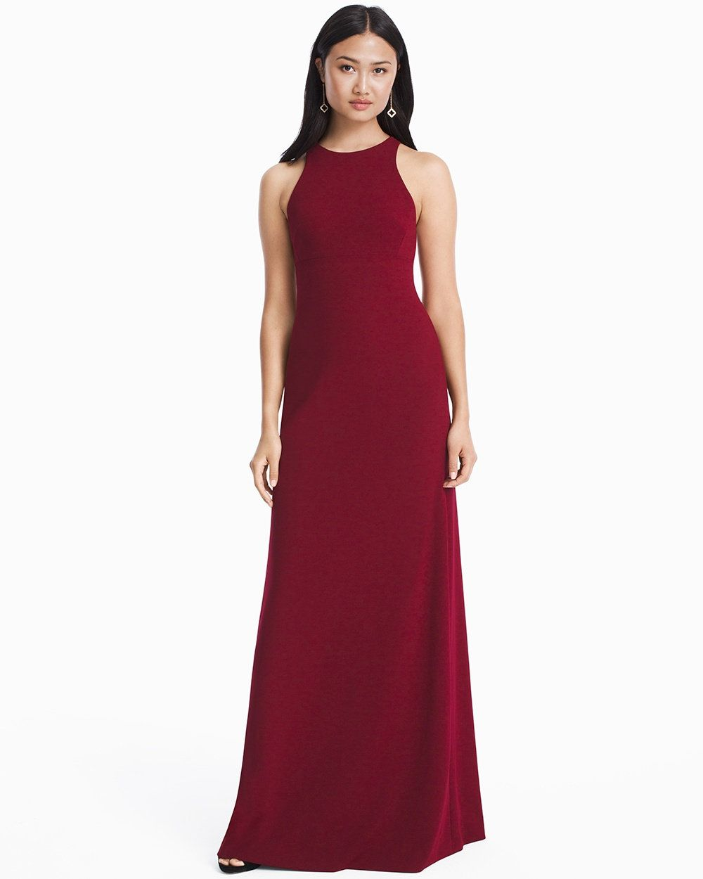 Xback back gown whbm designer dresses fashion pinterest