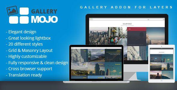 Gallery Mojo - WordPress Gallery Plugin