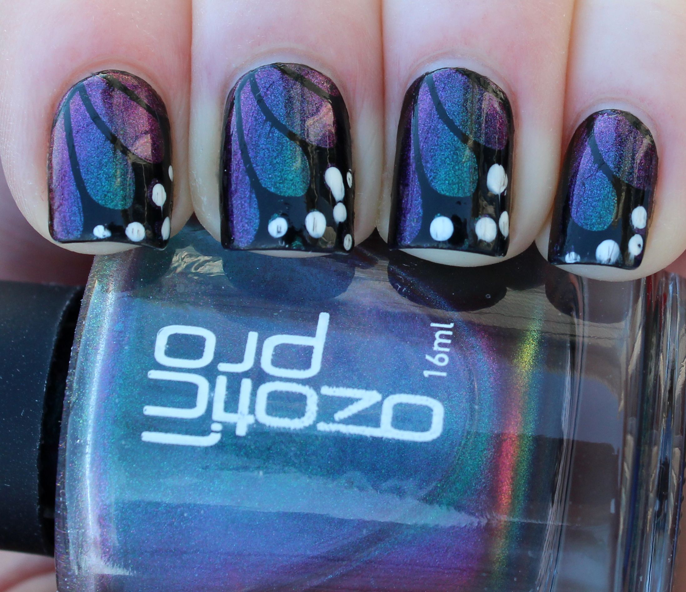 Butterfly wing nails   nails   Pinterest   Funky nail art, Funky ...