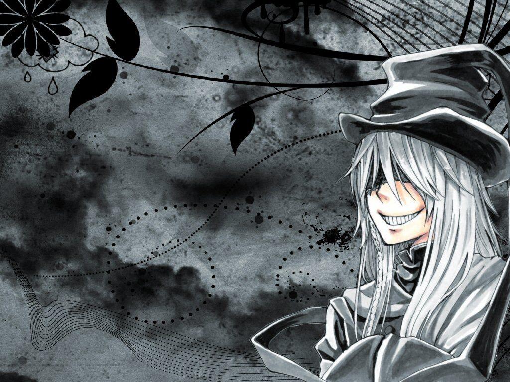 Kuroshitsuji iphone wallpaper tumblr - Undertaker Black Butler 1024x768 Undertaker Black Butler Wallpaper Download