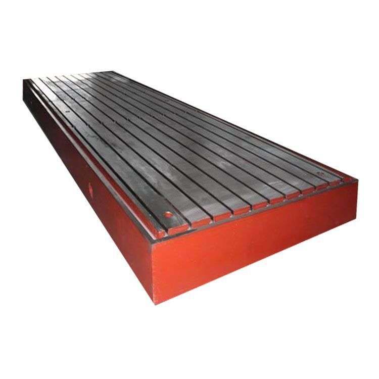 Cast Iron surface plate for testing,cast iron lapping plate with t