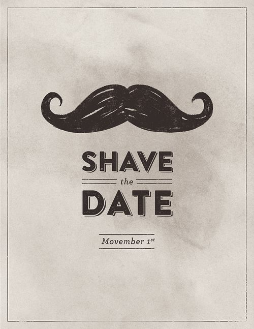 Image Result For Movember Poster
