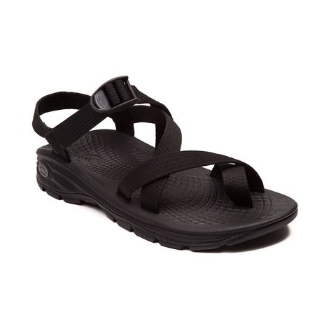 c1fb25ab5a6 Shop for Mens Chaco ZVolv 2 Sandal in Black at Journeys Shoes. Shop today  for the hottest brands in mens shoes and womens shoes at Journeys.com.
