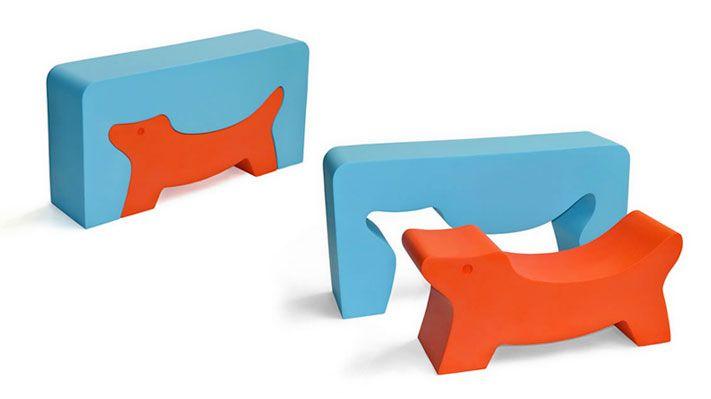 Exceptional Foam Tek Kids Furniture | Sotano Studio