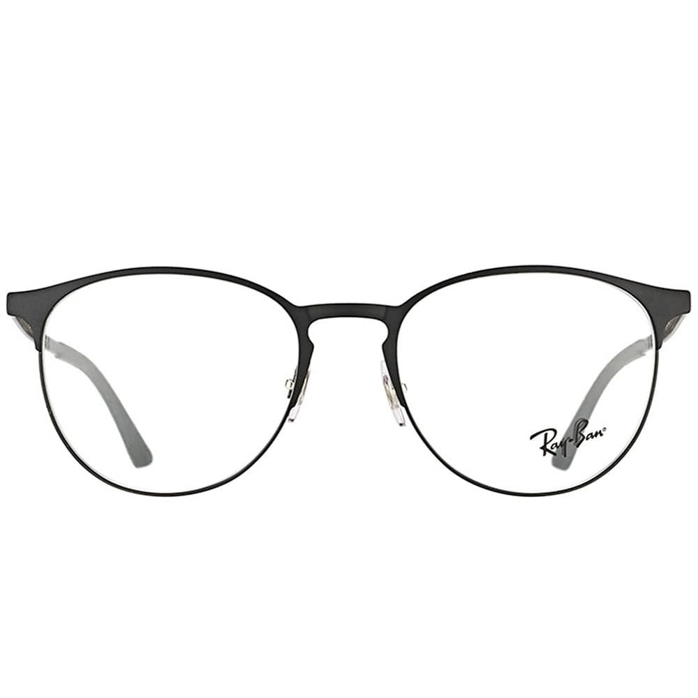 RAY BAN RAY-BAN Damen Brille » RX6375«, schwarz, 2944 - schwarz
