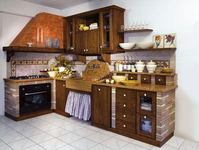 Cucine artigianali - Grosseto - Caminetti Fratelli Grilli | Kitchen ...