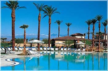 Palm Desert by the pool...yessss!