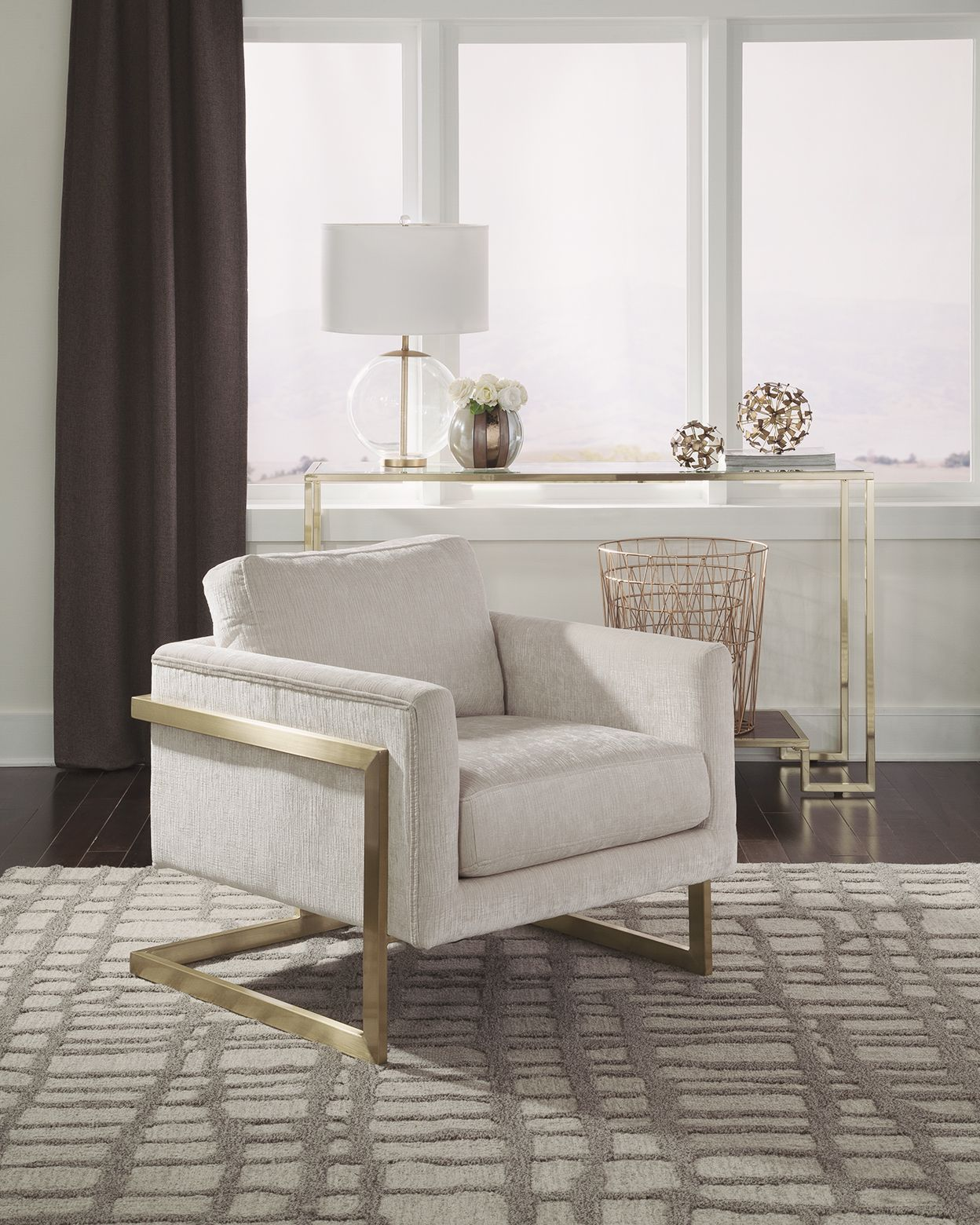 Define your personal style with our new accent chairs Pictured