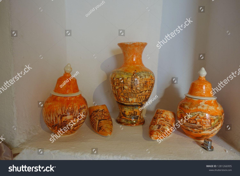 amazigh algerian traditional ceramic pot #Sponsored , #ad, #algerian#amazigh#traditional#pot
