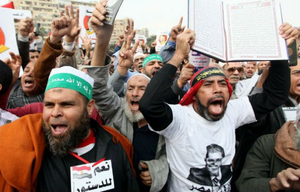 Image result for egypt in chaos under muslim brotherhood