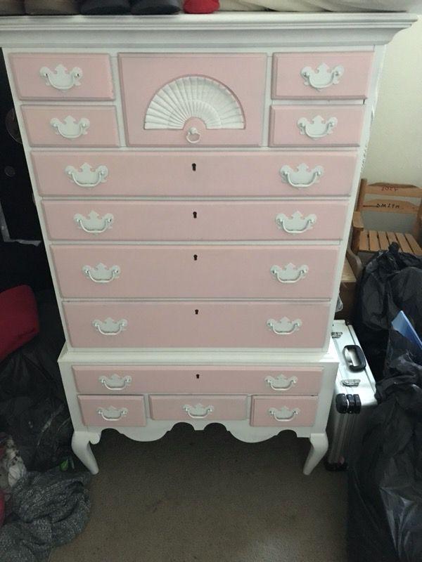 Princess Dresser For Sale In Homeland Ca Dressers For
