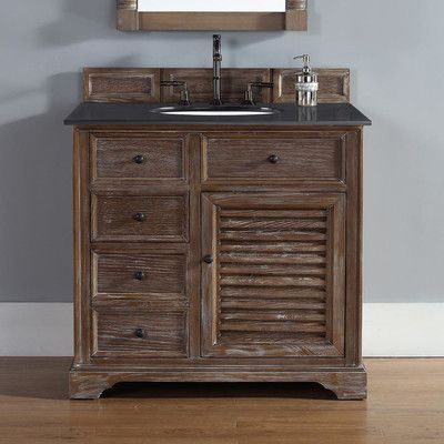 James Martin Furniture Savannah 36 Single Bathroom Vanity Set Reviews Wayfair