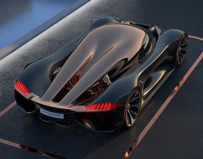 the futuristic koenigsegg konigsei hypercar features an egg-like canopy