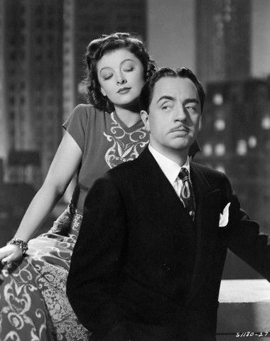 Love Crazy - starring William Powell and Myrna Loy