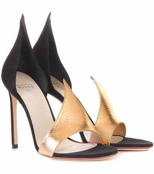 Leather Pumps Spring/summer Francesco Russo Outlet Visa Payment EjH2cLdahO