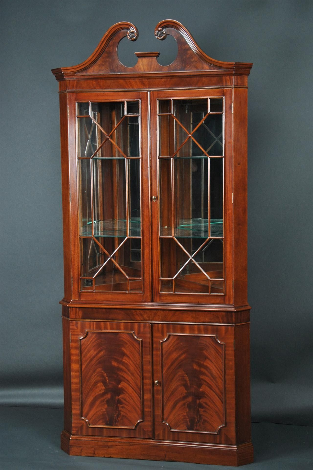 Antique Corner Cabinets Dining Room