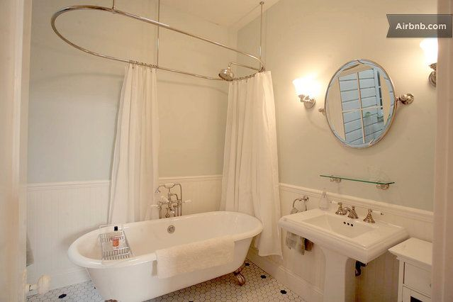 Mission Sunshine With Private Bath In San Francisco Bathtub Shower Apartments For Rent Home Projects