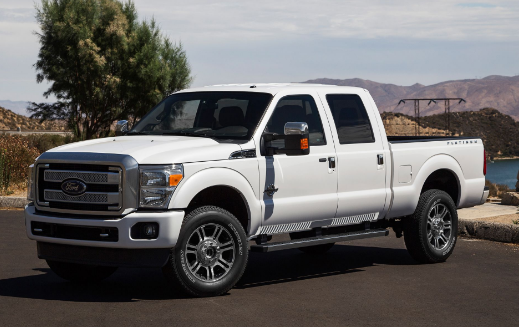 2013 Ford F 350 Owners Manual
