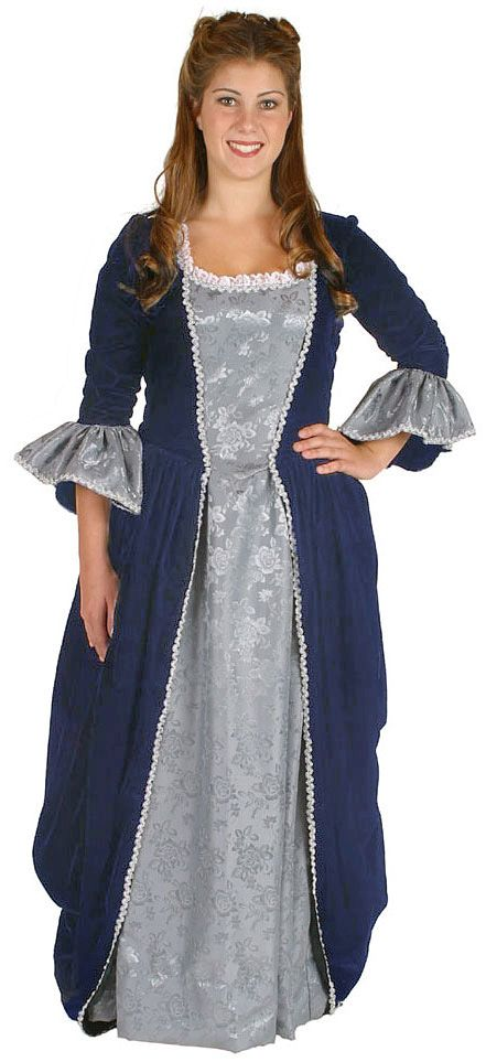 18th Century Costumes - Martha Washington Costume - Colonial America Clothing  sc 1 st  Pinterest & 18th Century Costumes - Martha Washington Costume - Colonial America ...