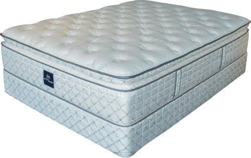 California King Serta Perfect Sleeper Free Flex 720 Coil Crest