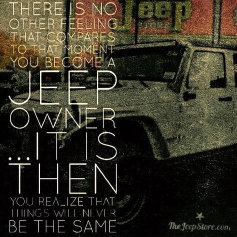 Jeep Quotes Amusing Converting Dreams To Reality At Wwwthejeepstore  Jeep